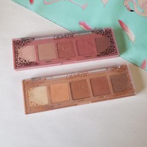 Colourpop Cherish Crush Eyeshadow Palette Makeup